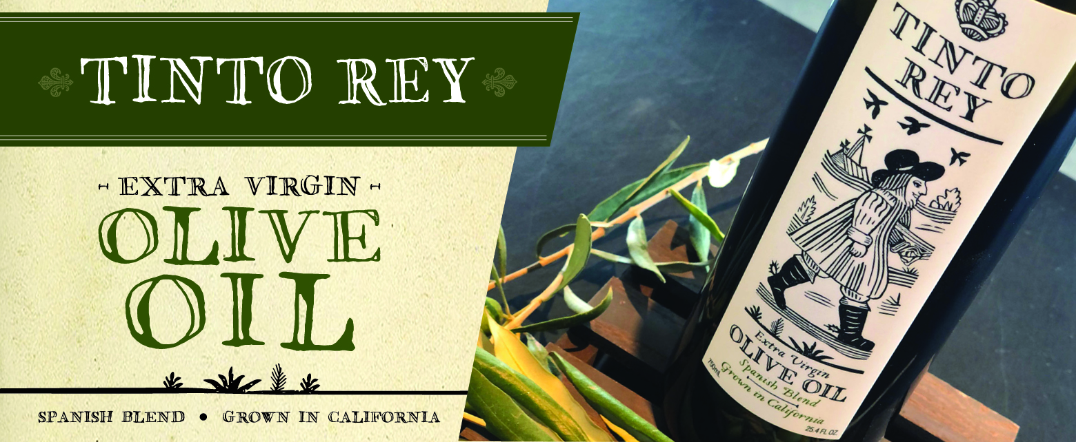 Tinto Rey Olive Oil