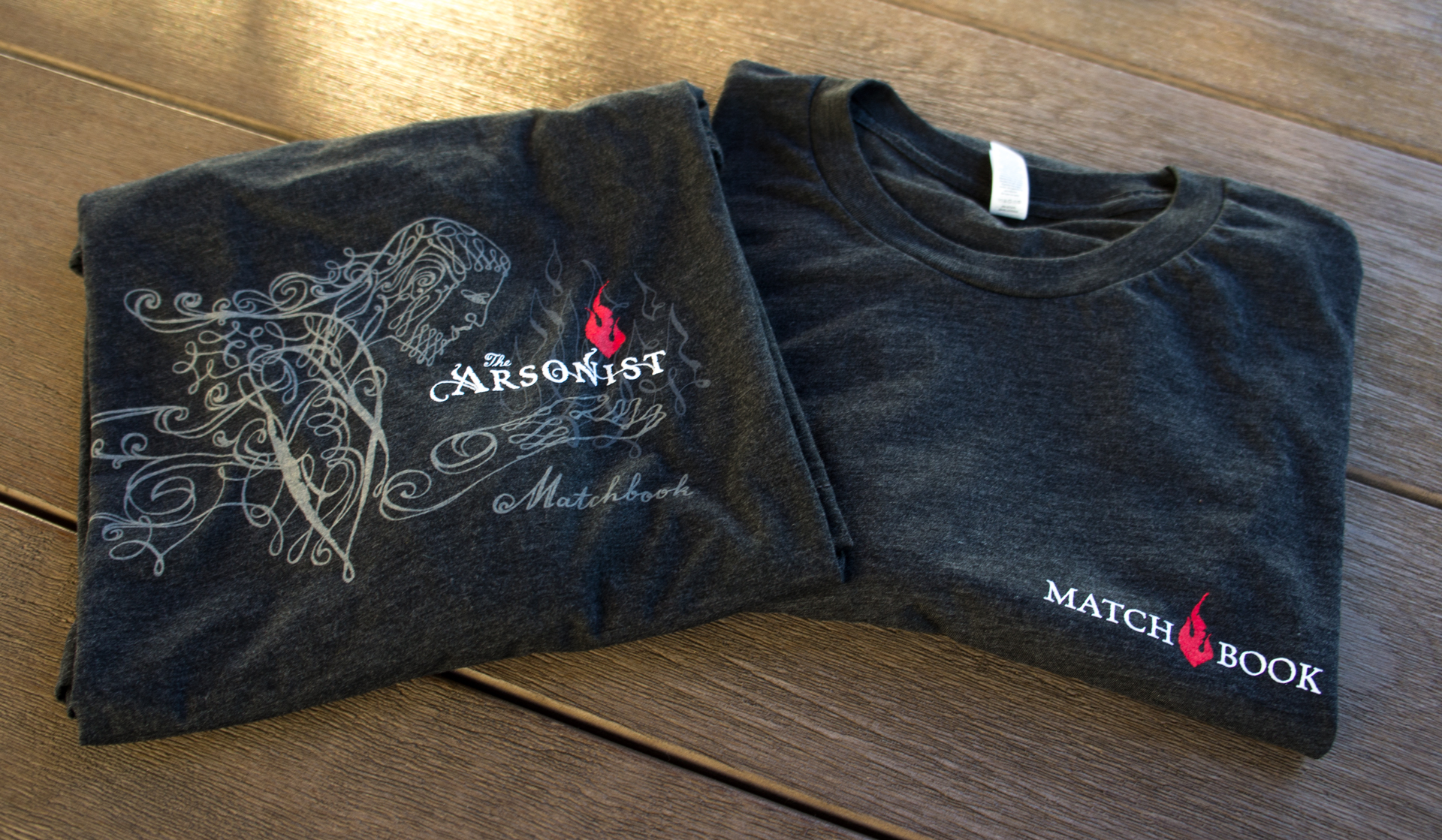 T-Shirts - Matchbook Product Image