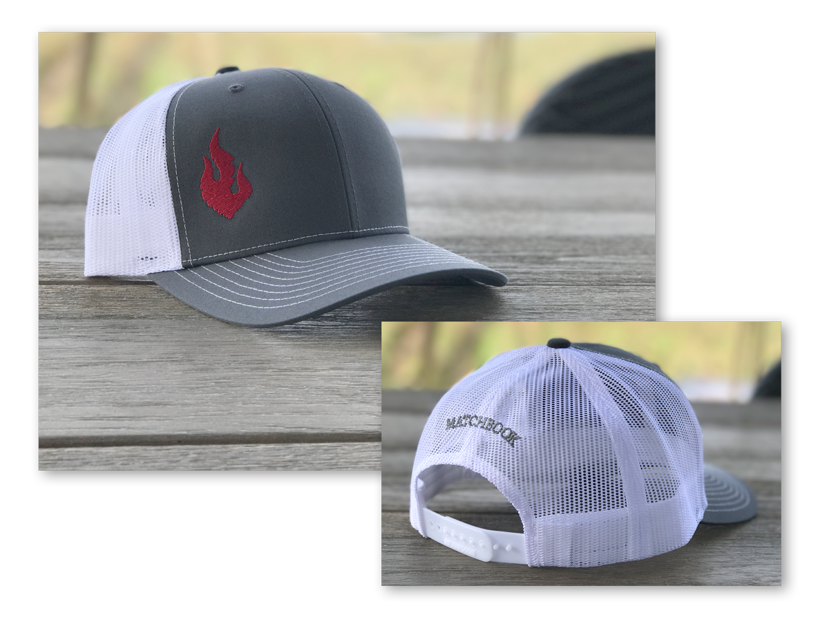Matchbook Hat Product Image