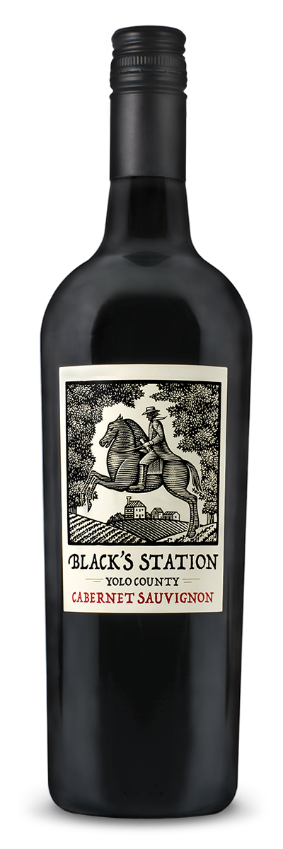 Product Image for 2018 Black's Station Yolo County Cabernet Sauvignon
