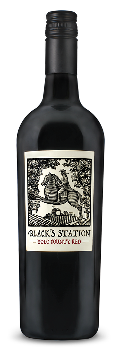 Product Image for 2017 Black's Station Yolo County Red Blend