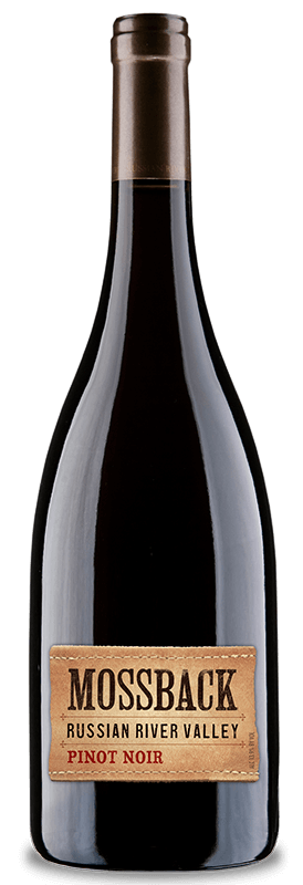 2017 Mossback Russian River Valley Pinot Noir Product Image