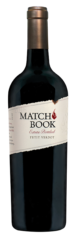 2016 Matchbook Estate Bottled Dunnigan Hills Petit Verdot Product Image