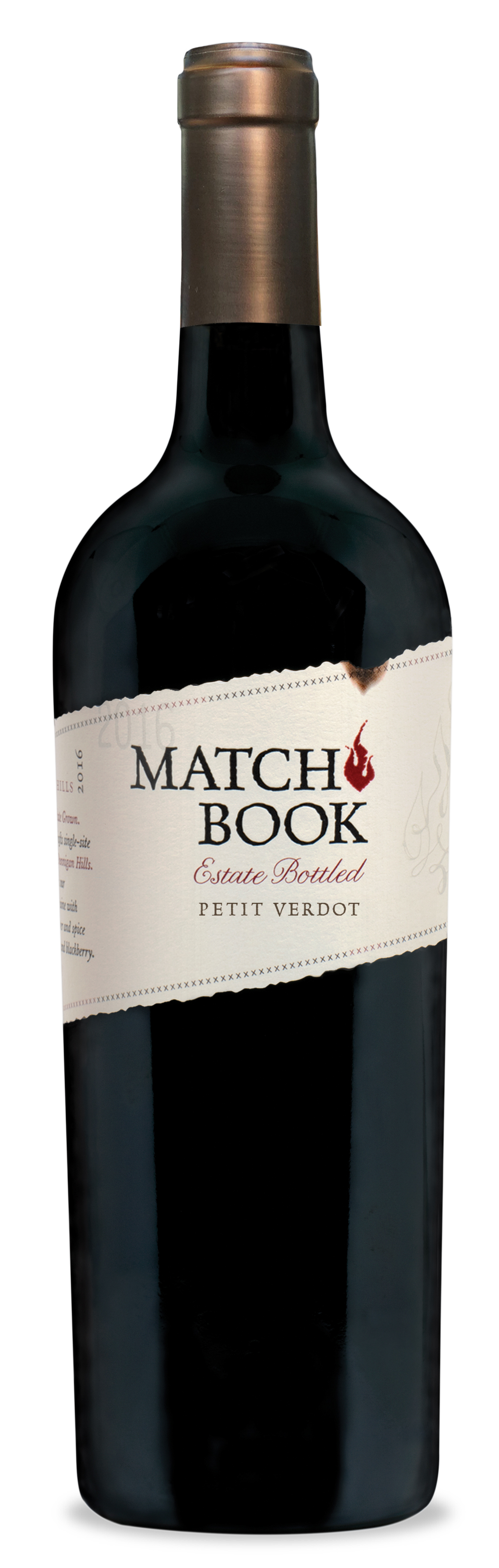 Product Image for 2017 Matchbook Estate Bottled Dunnigan Hills Petit Verdot