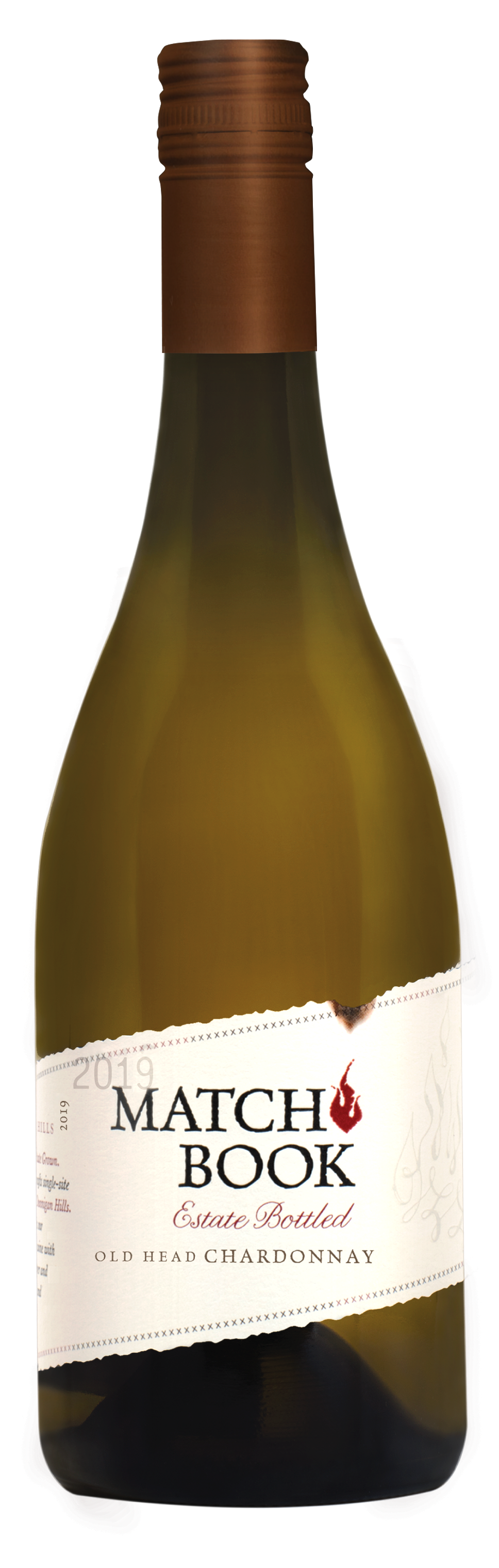 Product Image for 2019 Matchbook Estate Bottled Dunnigan Hills Old Head Chardonnay