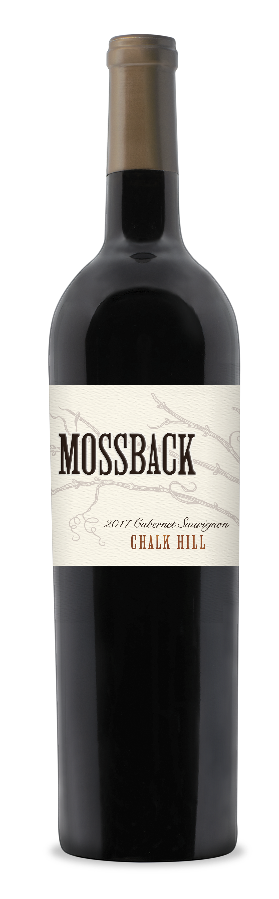 Product Image for 2017 Mossback Chalk Hill Cabernet Sauvignon