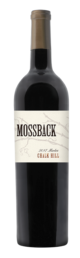 Product Image for 2017 Mossback Chalk Hill Merlot