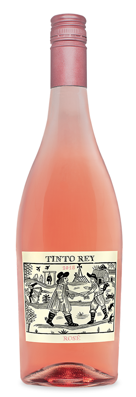 2018 Tinto Rey Estate Bottled Rose Product Image