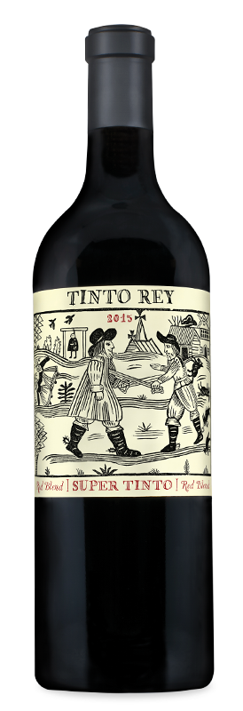 2015 Tinto Rey Estate Bottled Super Tinto Red Blend Product Image