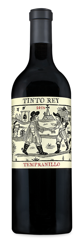 2015 Tinto Rey Estate Bottled Tempranillo Product Image