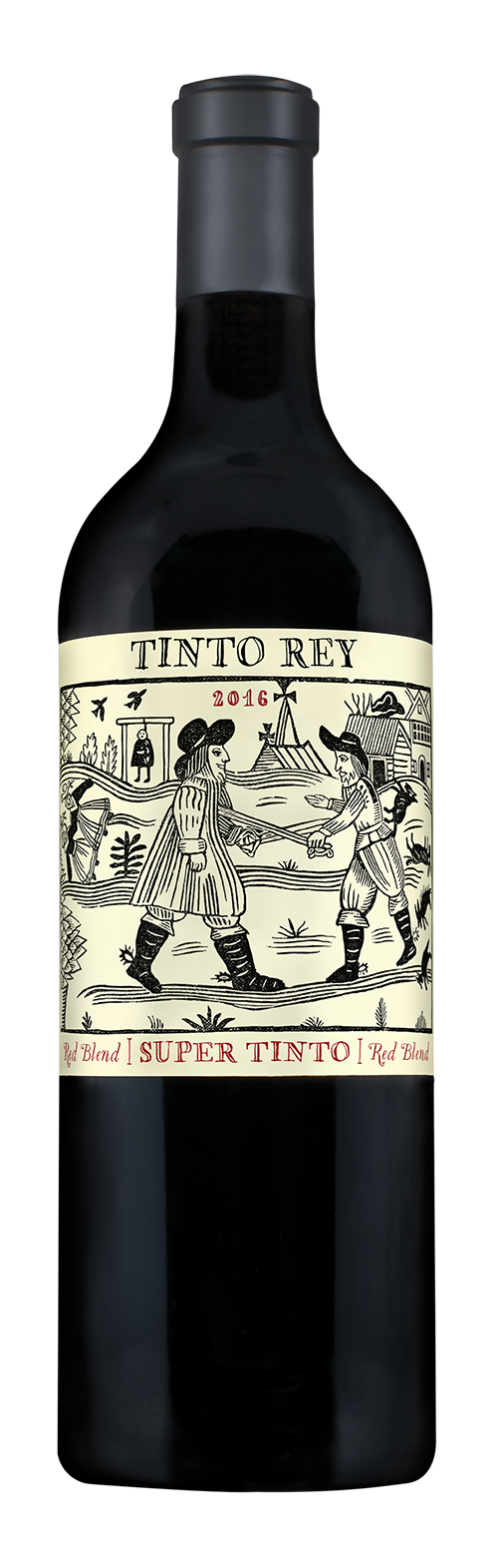 Product Image for 2017 Tinto Rey Estate Bottled Super Tinto Red Blend
